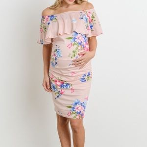 e4176853161 Hello Miz Floral Maternity Dress